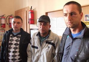На Буковине регионалы издевались над рыбаками